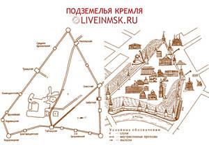 Подземные города. Карты подземных городов.  Pw_14-03