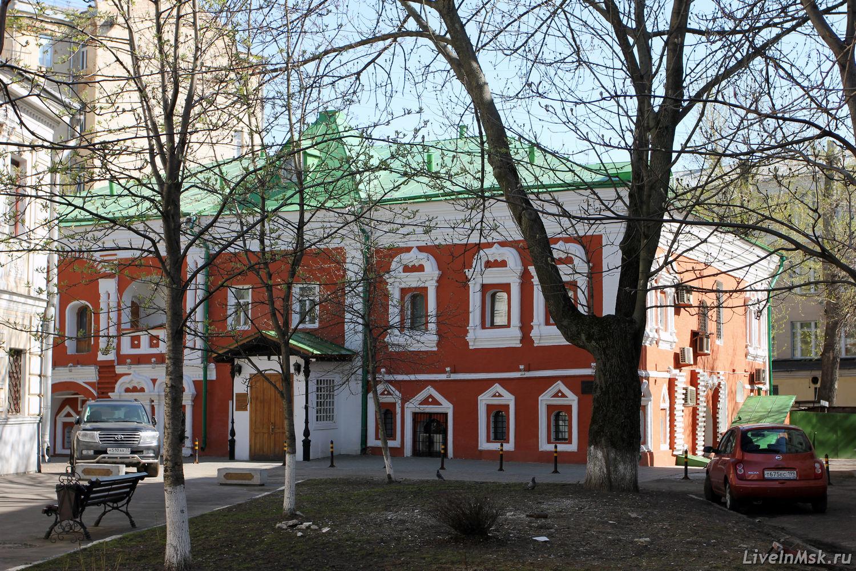 Москва куда пойти 7 фотография