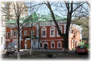 Дом Сверчкова