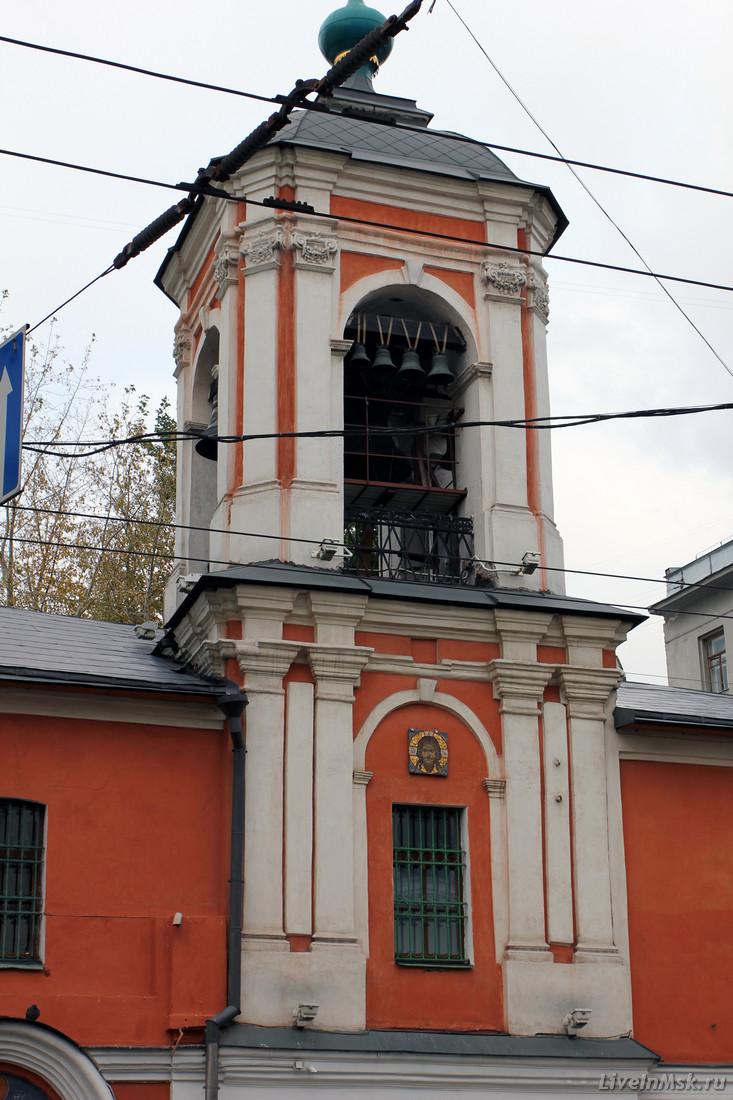 Церковь Николая Чудотворца в Кленниках, фото 2011 года