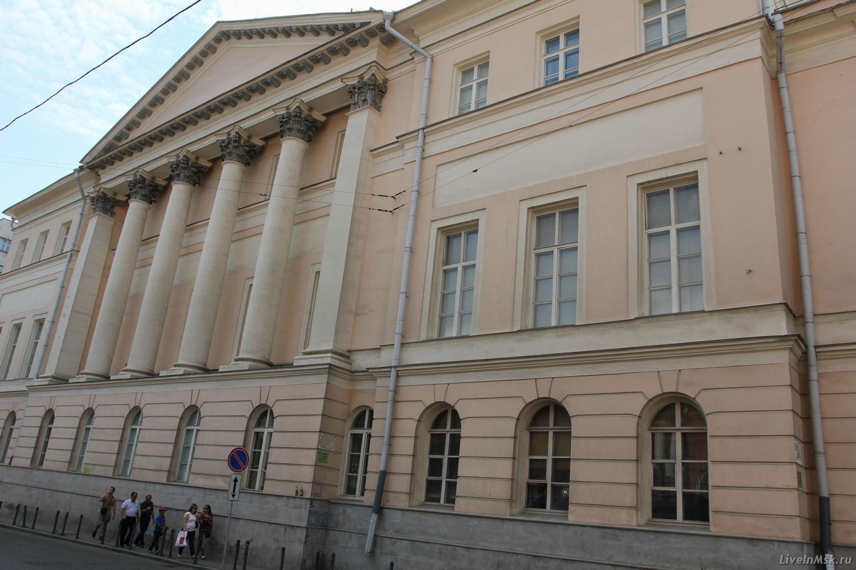 Московский музей современного искусства, фото 2014 года