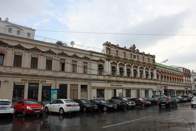 Доходный дом Воронцовой — Евдокимова — Шориной, фото 2016 года
