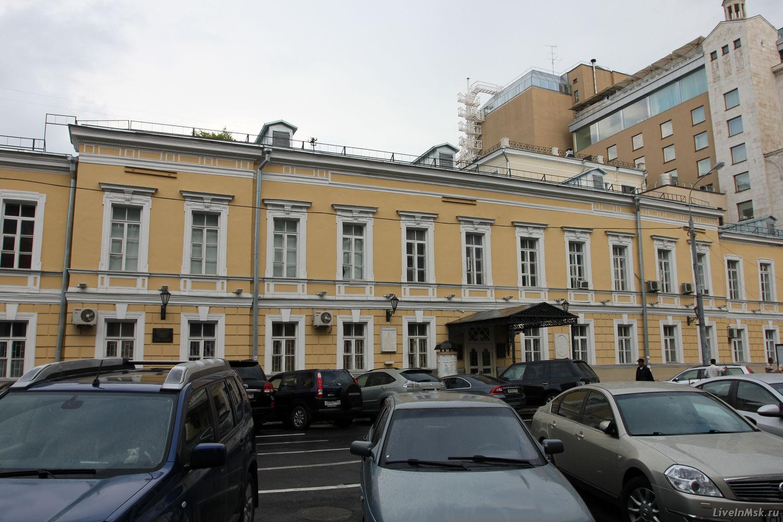 Училище имени М.С. Щепкина, фото 2014 года