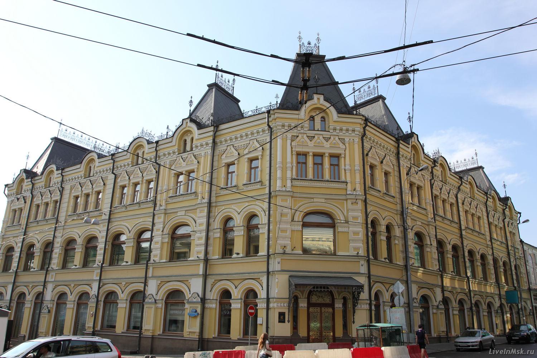 Доходный дом Третьяковых, фото 2014