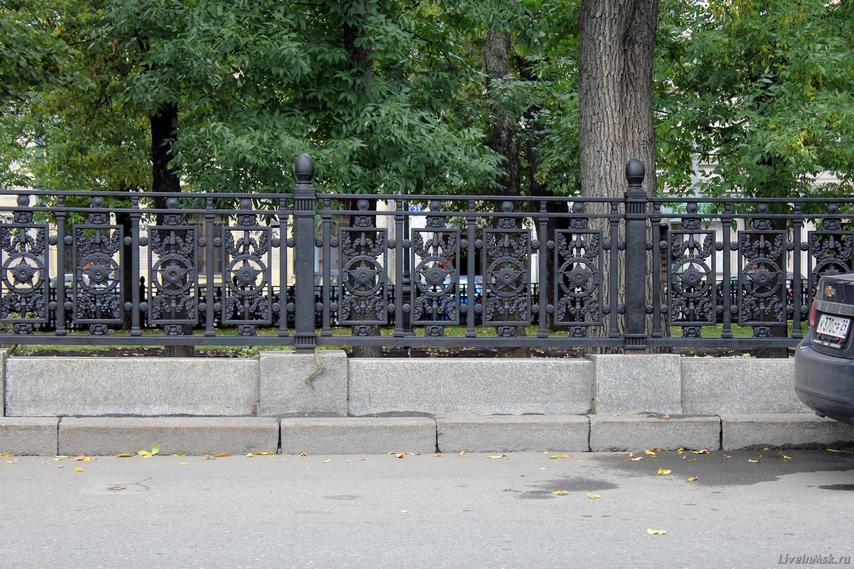 Гоголевский бульвар. фото 2014 года
