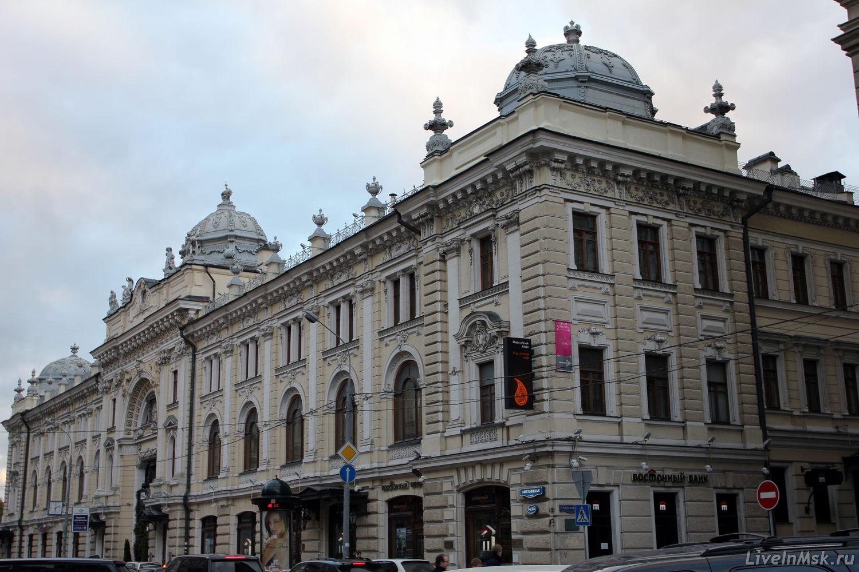 Музыкальный магазин П. Юргенсона, фото 2015 года