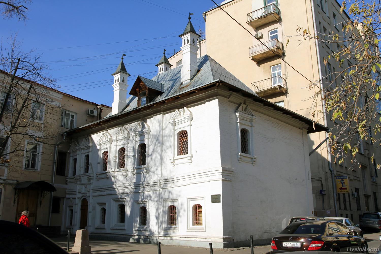 Палаты Араслановых, фото 2014 года