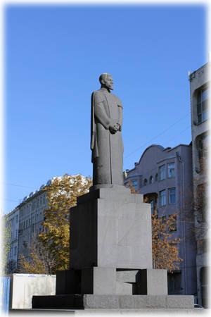 Памятник К.А.Тимирязеву