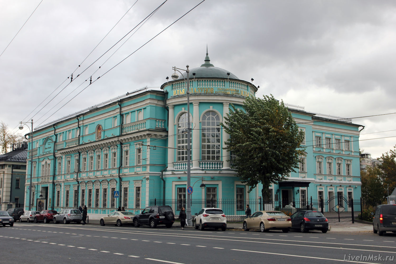 Картинная галерея художника И. Глазунова