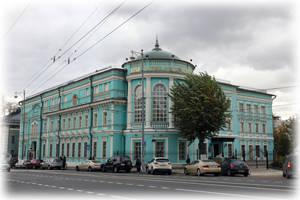 Картинная галерея художника И.Глазунова