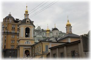 Храм Антипы на Колымажном дворе