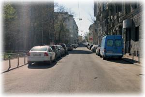 Большой Казенный переулок