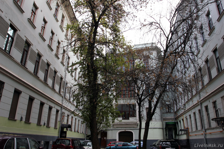 Булгаковский дом, фото 2013 года