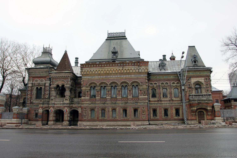 Особняк купца Игумнова, фото 2016 года