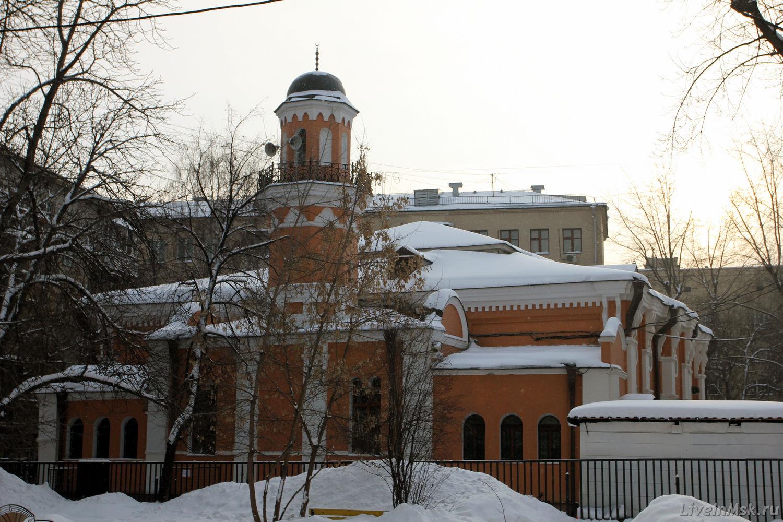 Историческая мечеть, фото 2014 года
