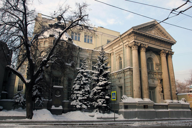 Дом со львами на Пятницкой, фото 2013 года