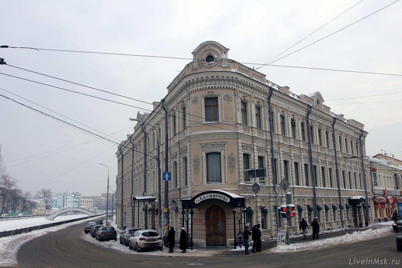Контора водочника Петра Смирнова, фото 2015 года