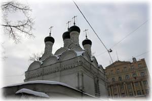 Церковь Михаила и Федора Черниговских