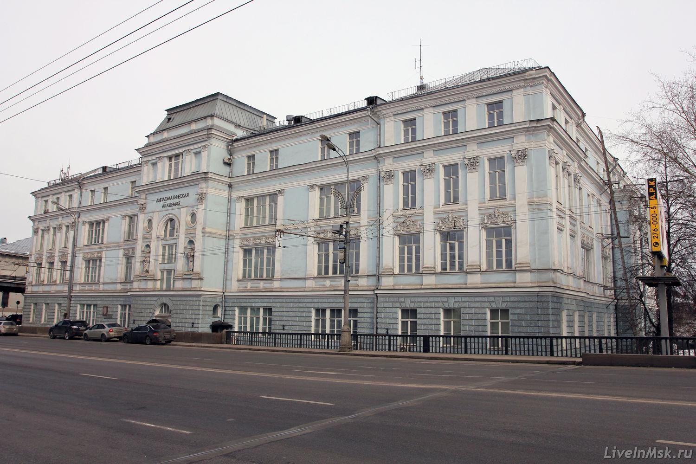 Дипломатическая академия МИД России, фото 2015 года