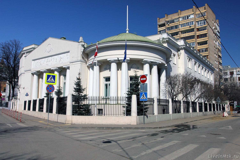 Посольство гвинеи в москве официальный сайт