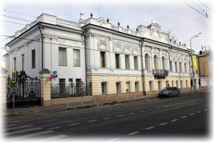 Дом А.П.Ермолова