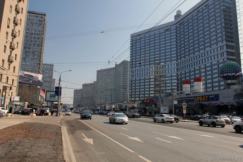 фото арбат москва новый