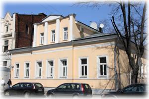 Дом А.Н.Волконской