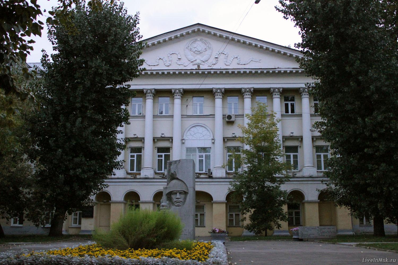 Дом П.Д. Еропкина, фото 2013 года
