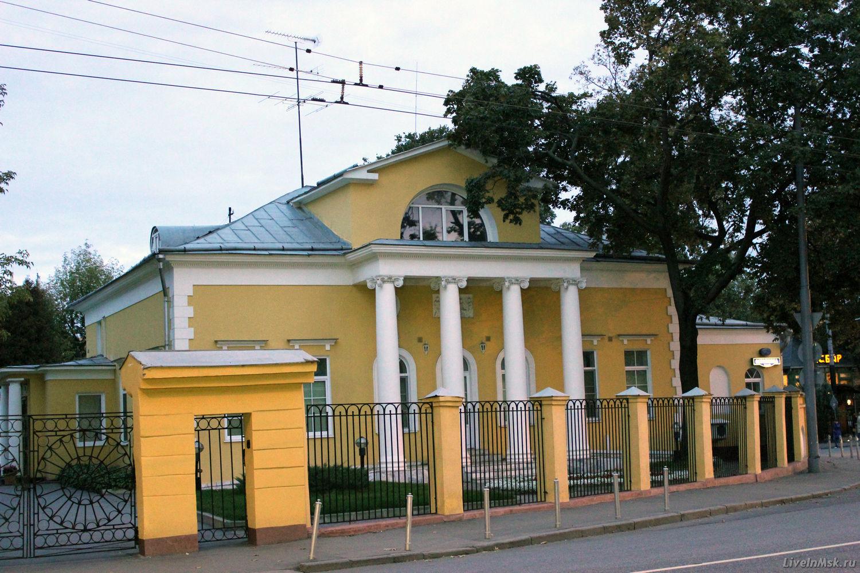 Особняк Абрикосовых, фото 2013 года