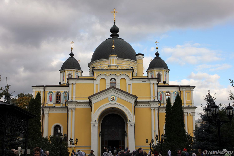 москва покровский женский монастырь на картинках для