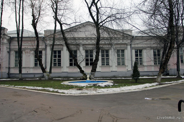 Усадьба Демидова. Фото 2014 года