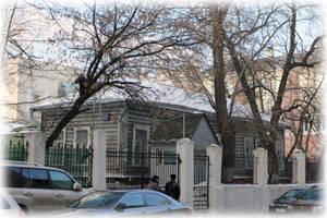 Первый Басманный переулок
