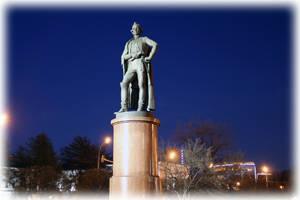 Памятник А.В.Суворову