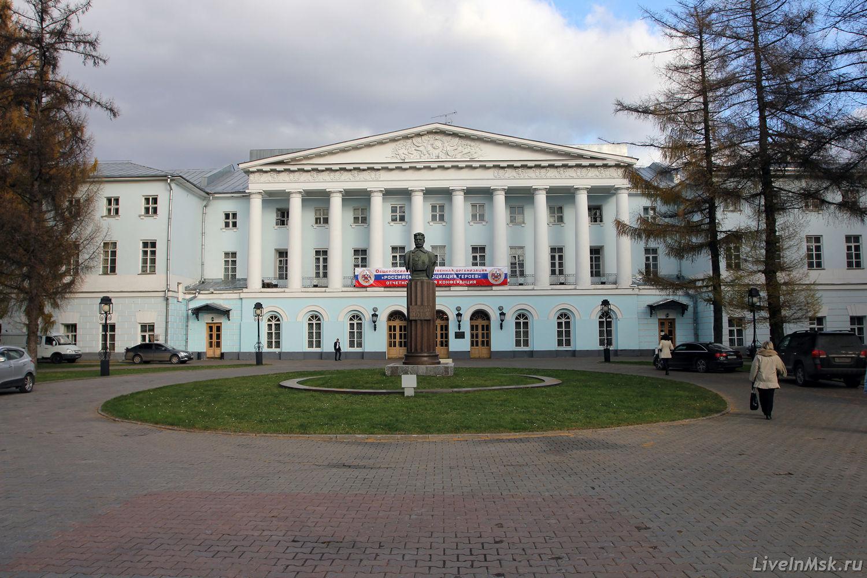 Культурный центр Вооруженных сил РФ, фото 2016 года