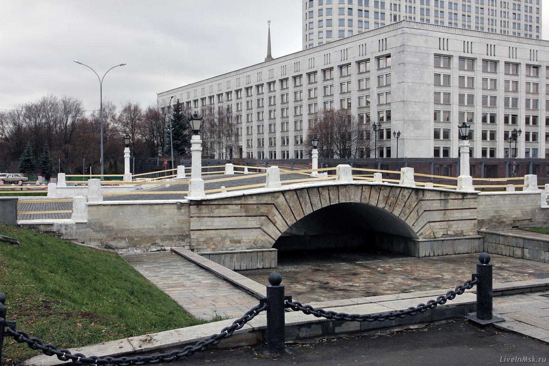 Горбатый мост, фото 2014 года