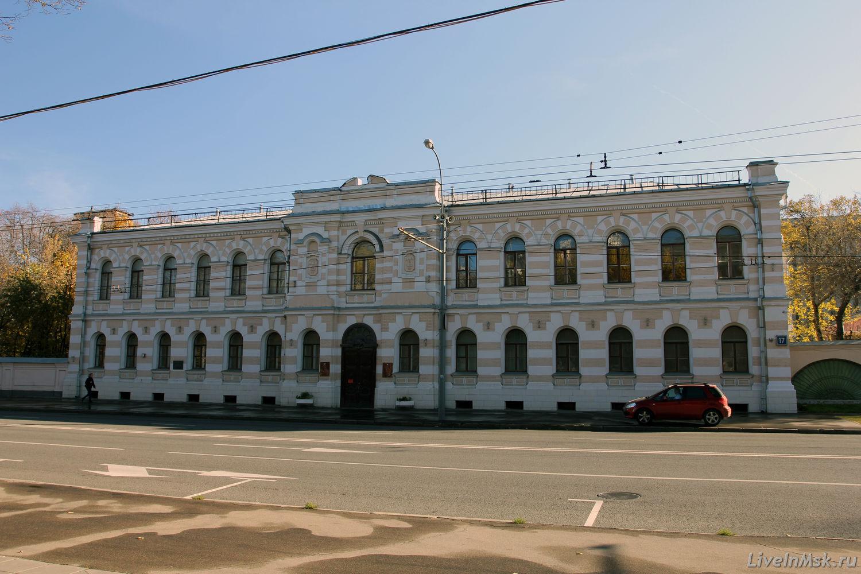 Архивный городок, фото 2013 года