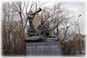 Памятник Героям-Дружинникам