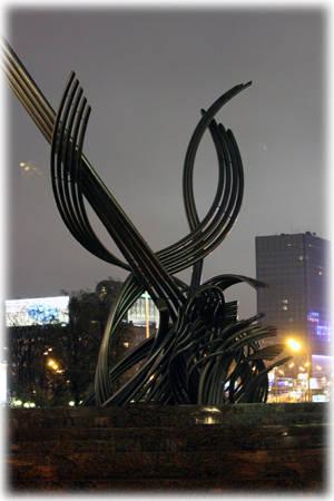 Памятник Похищение Европы