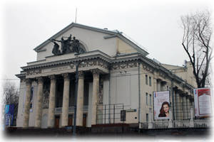 Дворец культуры МЭЛЗ
