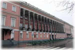 Дворец Анненгоф в Лефортово