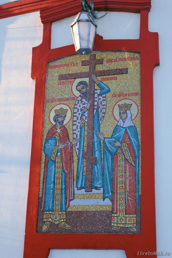 Икона на Крестовоздвиженской церкви