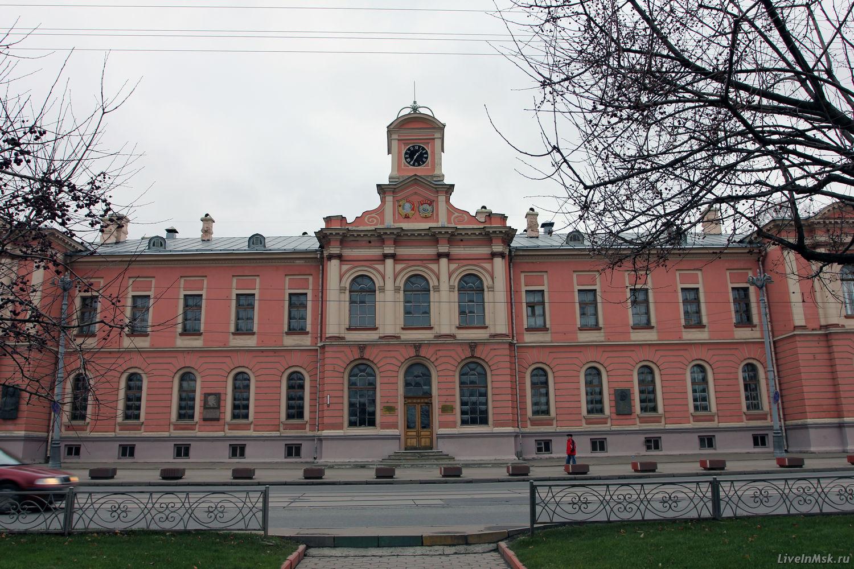 Петровское-Разумовское, фото 2015 года
