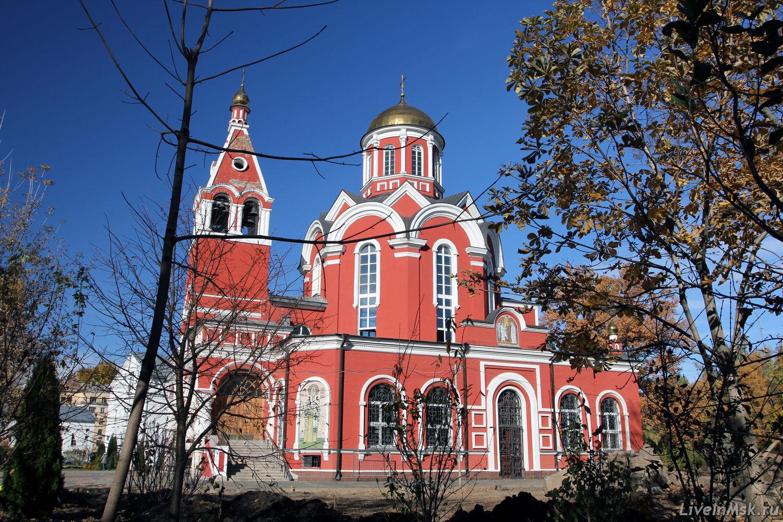 Благовещенская церковь, фото 2014 года