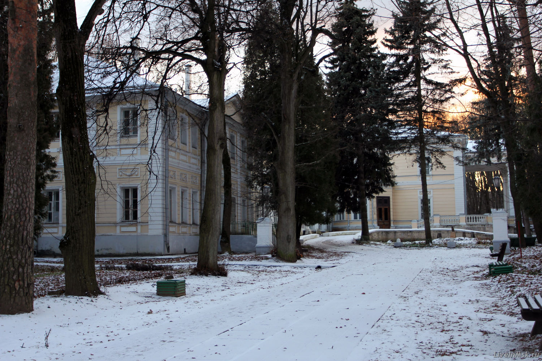 Усадьба Узкое, фото 2012 года