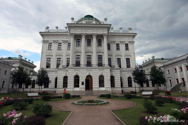 Дом Пашкова, фото 2015 года
