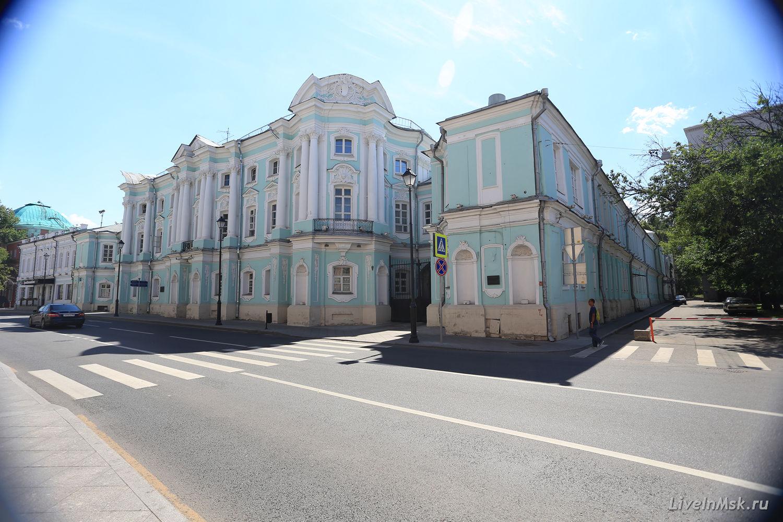 Дворец Апраксина, фото 2015