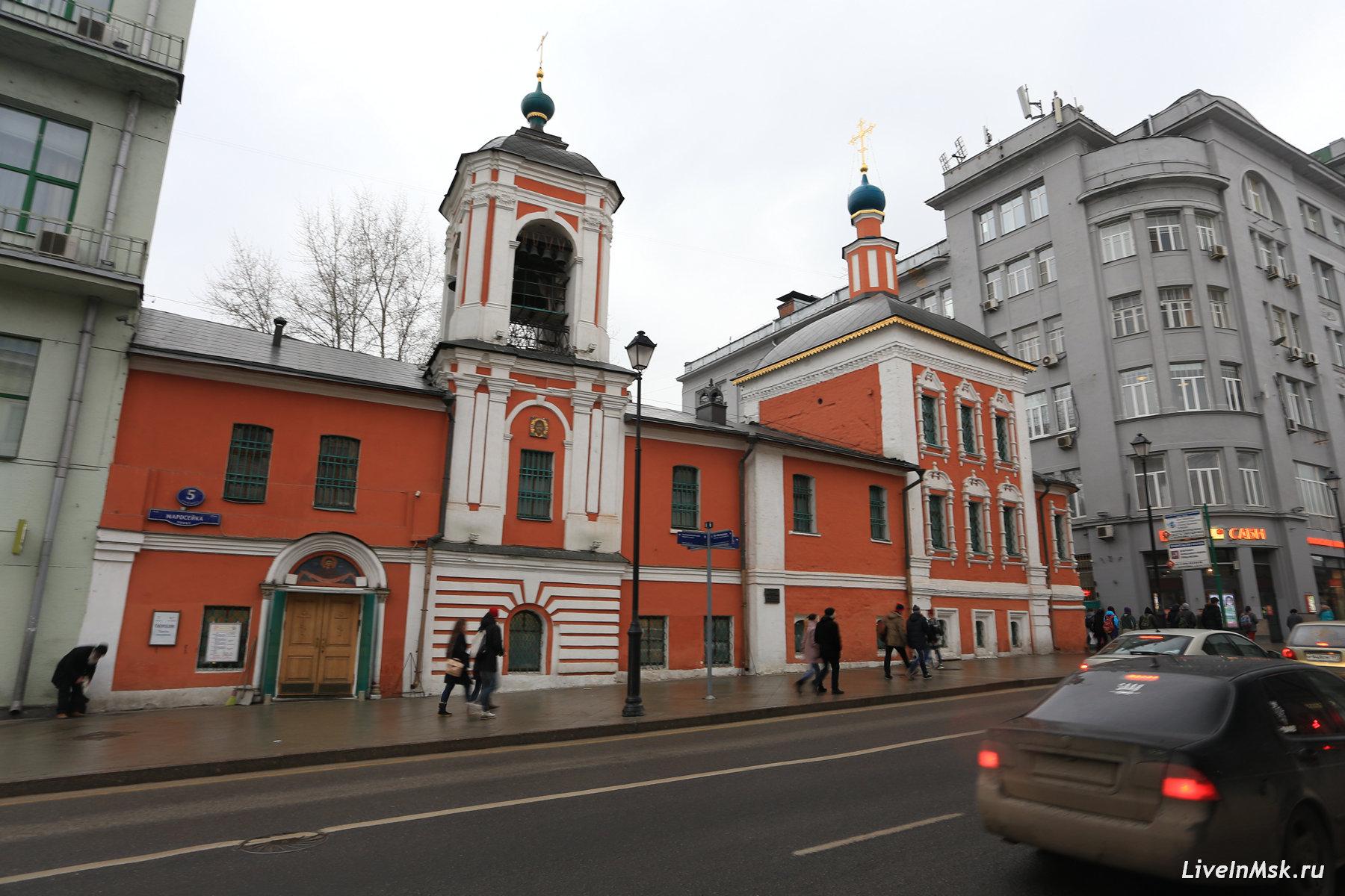 Церковь Николая Чудотворца в Кленниках, фото 2017 года