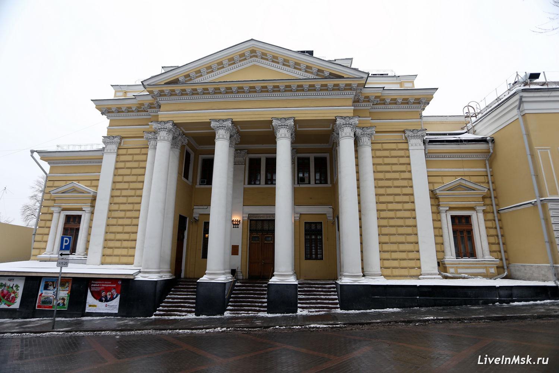 Московская хоральная синагога, фото 2015 года