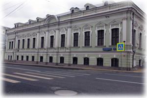 Дом трех композиторов на Мясницкой