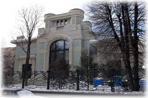 Дом Дерожинской